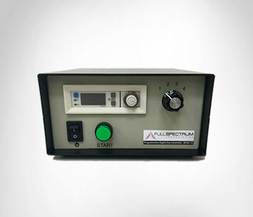Digital Nitrogen Argon Gas Purge Controller